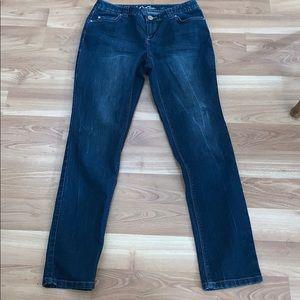 INC Curvy skinny jean size 8